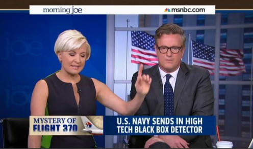 WAIT A SECOND! Subsequent to this testy on-air exchange, female news anchor Mika Brzezinski has been cast as a victim of male bullying. But is Brzezinski an actor for more powerful bullies?