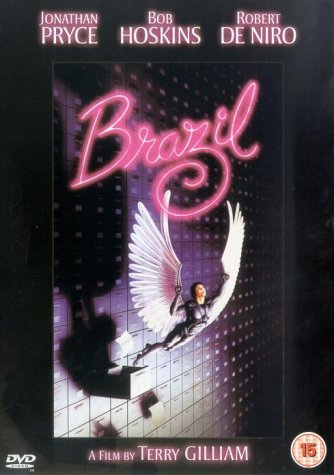 Technocratic Nightmare: The dystopian world depicted in Terry Gilliam's satirical film, Brazil, is beset with terrorism. Propaganda, mass surveillance and torture protect the inner power structure.