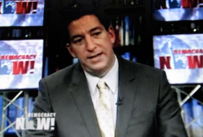 Neuturing Media Fat-cats: Greenwald says major news outlets are incapable of challenging government wrong-doing.