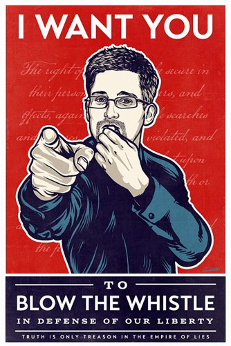 Calling Time: Snowden leaks revealed a totalitarian state infrastructure.