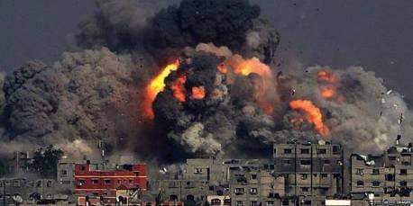 Massacre in Gaza: 1359 killed, 7677 injured by Israeli 'Defence' Forces since July 8.