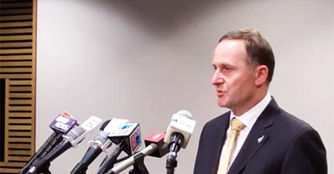 Monster of Private Language: NZ Prime Minister John Key stated in August 2011 that he was personally informed by the SIS chief, but now says he meant his office was briefed.