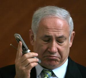"No more bullets Bibi: Netanyahu told Israel will be isolated if it keeps making the United States ""look bad-ass."""